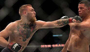 UFC 202 Conor Mcgregor vs nate diaz.