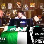 OFC episdoe 31 UFC 202 preview, top 5 rematches and more.
