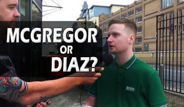 UFC 202: Irish Public Predicts Conor McGregor vs. Nate Diaz Winner