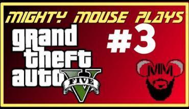 GTA V #3: Trial by Fire, Cunning Stunts, & MarioKart Demetrious Johnson.