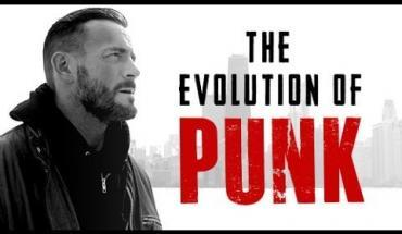 The evolution of cm punk