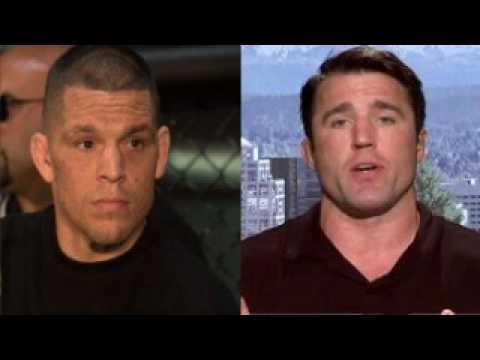 Nate Diaz and Chael Sonnen to talk about UFC 202.