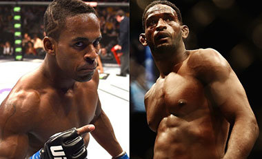 Lorenz Larkin faces Neil Magny at UFC 202.