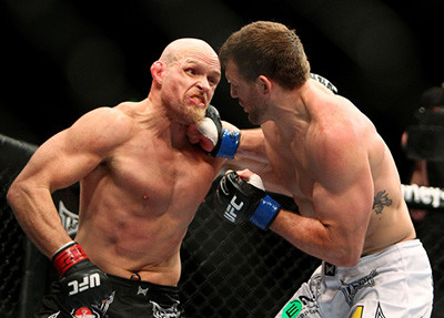Ryan bader and the quest to win the big one micks for Keith jardine