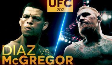 Here we go UFC 202.