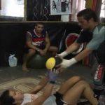 Claudinha Gadelha training compilation.