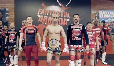 Karim Gajji KB Champion Bellator.