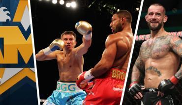 UFC 203, Kell Brook vs Gennady Golovkin.