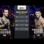 Michael Bisping wins vs Luke Rockhold UFC 199.