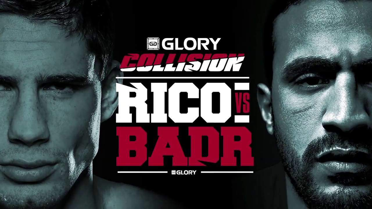 GLORY Collision Germany Verhoeven vs hari.