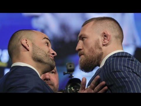 Conor McGregor vs. Eddie Alvarez Video preview.