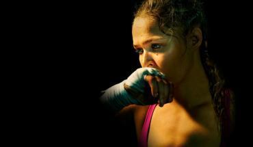Return of Ronda Rousey.