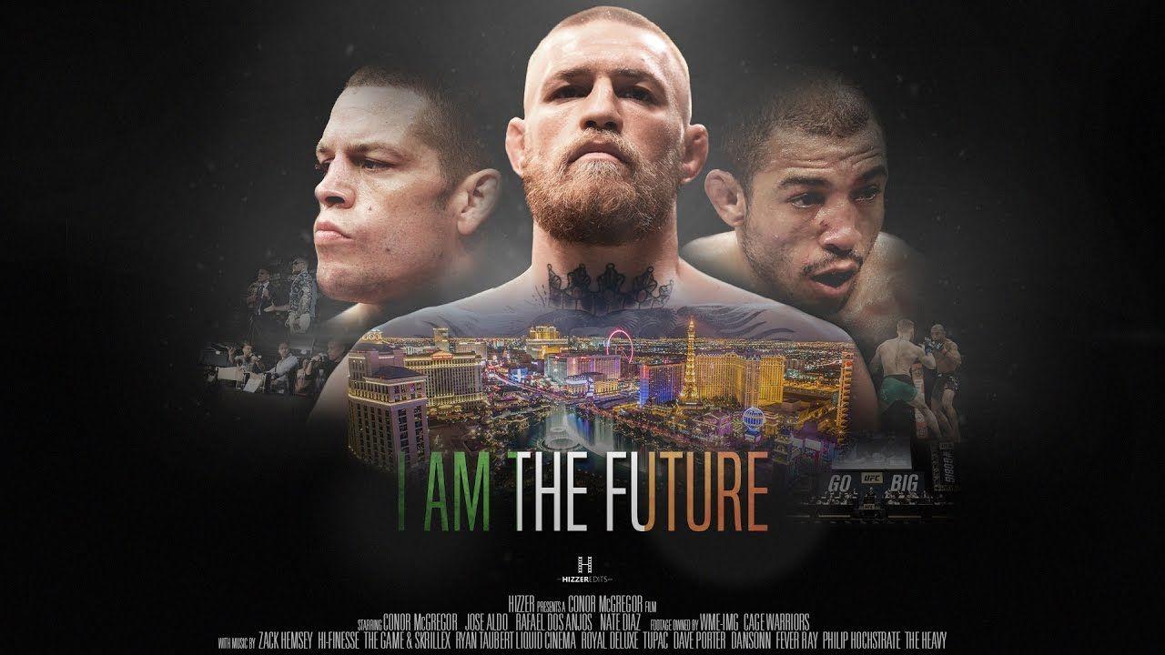 Conor Mcgregor Film I Am The Future