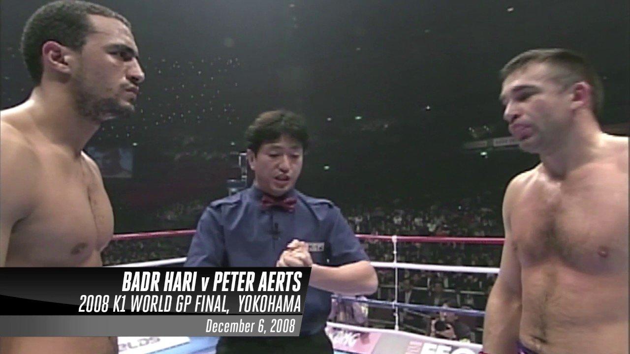 Glory Collision Badr Hari's greatest moments in Kickboxing.