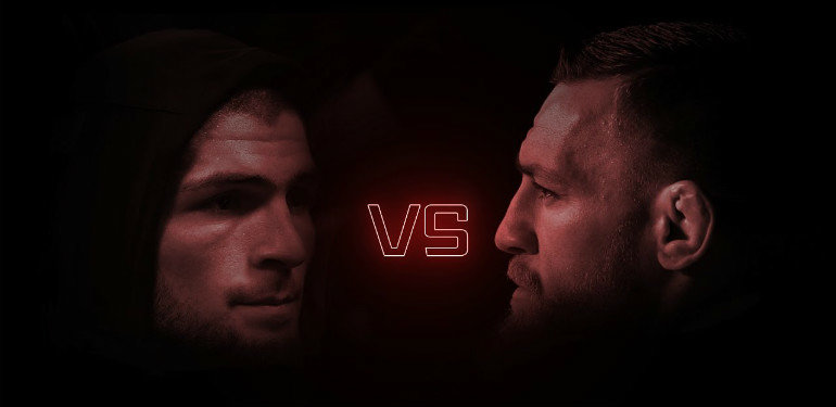 Conor mcgregor vs Khabib nurmagomedov UFC promo.