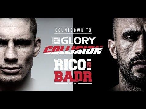 Rico Verhoeven vs Badr Hari superfight.
