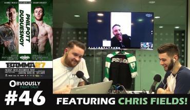 Chris Fields. Our BAMMA/Bellator Recap.