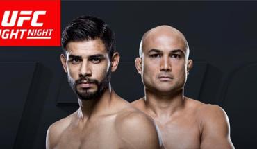 BJ penn yair rodgriguez phoenix UFC