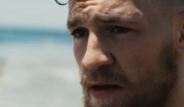 Conor McGregor video short.