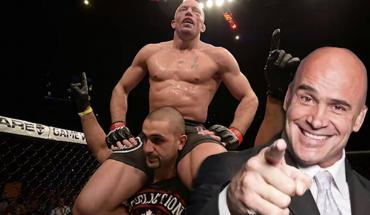 Georges St Pierre to competition.
