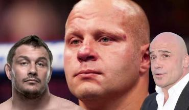 Fedor Emelianenko versus Matt Mitrione at Bellator 172