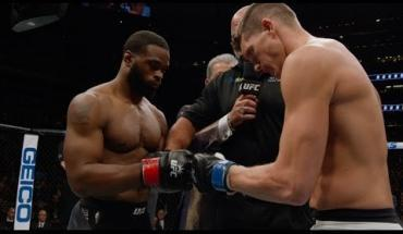 UFC Countdown Tyron Woodley & Stephen Thompson.