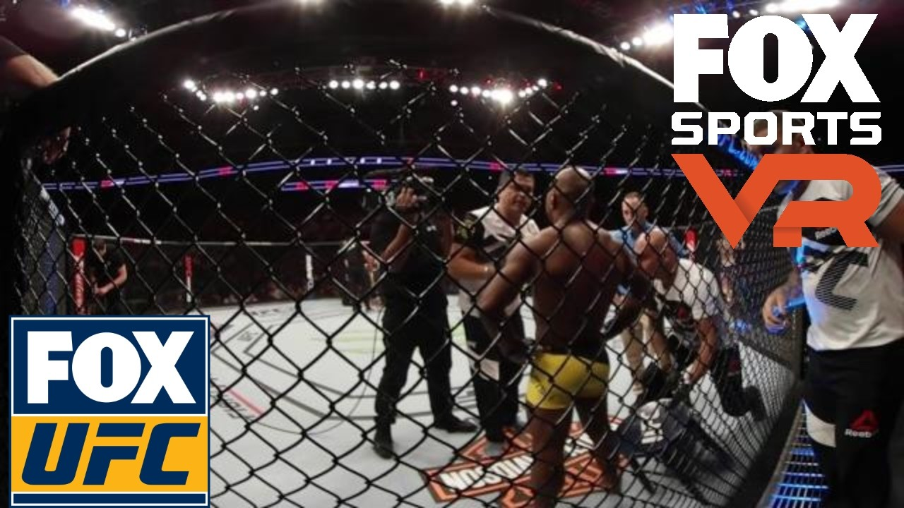 Demetrious Johnson defends his title for a 10th time 360 video.