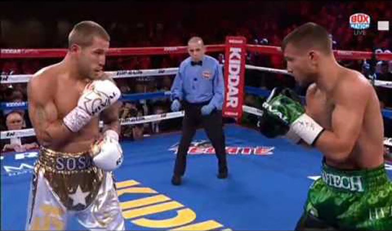 Vasyl Lomachenko Boxing Jason Sosa.
