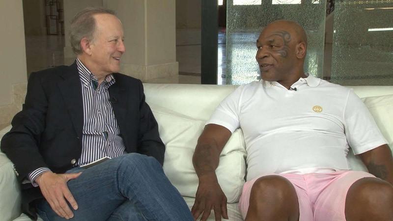 Mike Tyson talks Joshua Klitschko.
