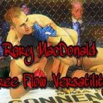 Rory Macdonald breakdown study.