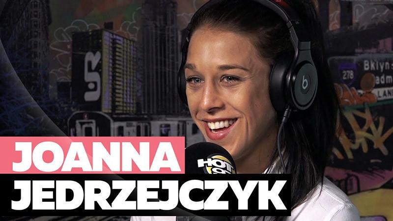 Joanna Jedrzejczyk interview.