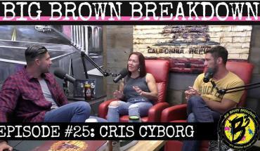 Cris Cyborg Breakdown 25.