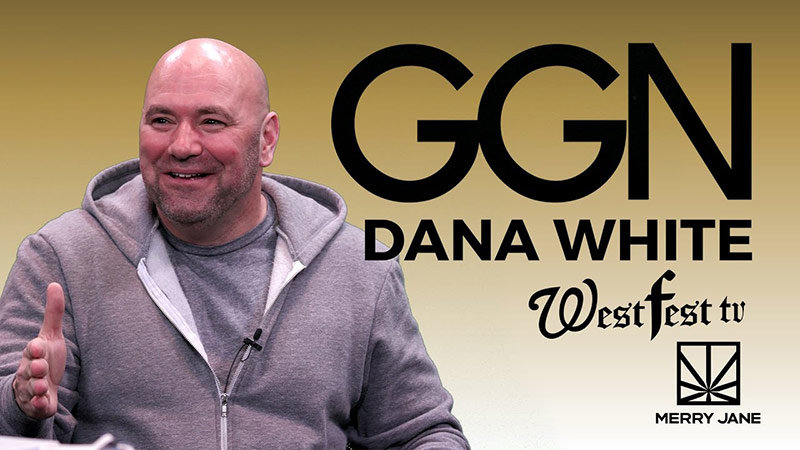 Dana white joins ggn news with Snoop Dogg.