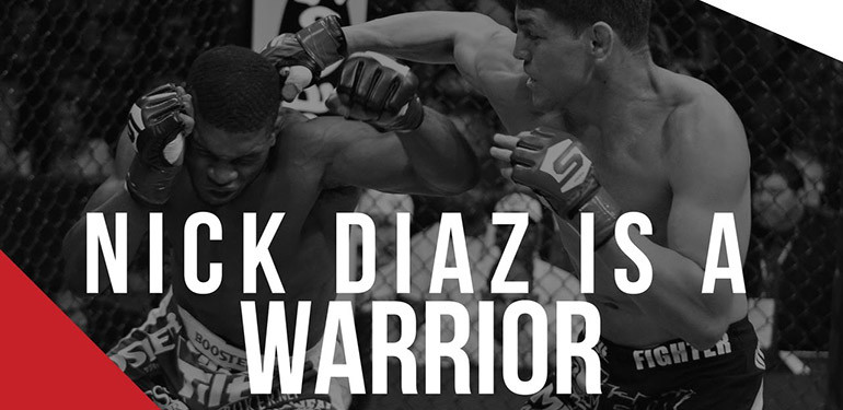 Nick Diaz vs Paul Daley Strikeforce fight.