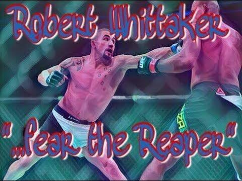 Robert Whittaker breakdown photo.