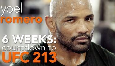 Yoel romero UFC 213 countdown 1.
