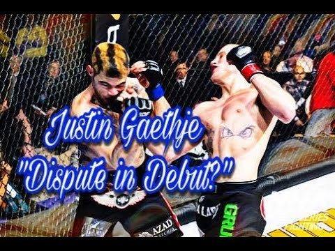 Justin Gaethje breakdown.