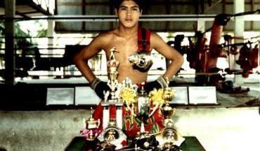 Muay Thai God Samart Payakaroon.