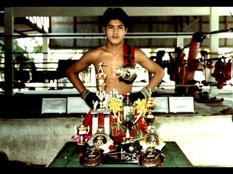 Muay Thai God Samart Payakaroon.