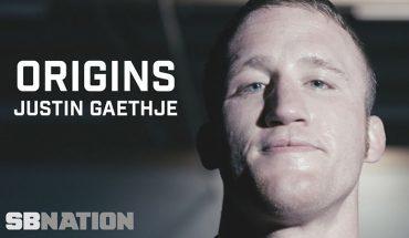 Justin Gaethje UFC Origins short.
