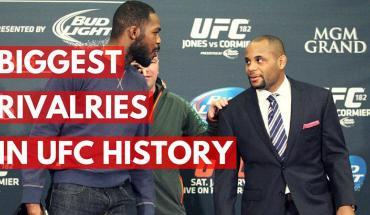 Top 5 rivalries in the UFC..