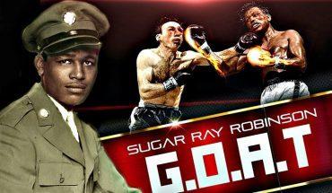 Sugar Ray Robinson p4p.