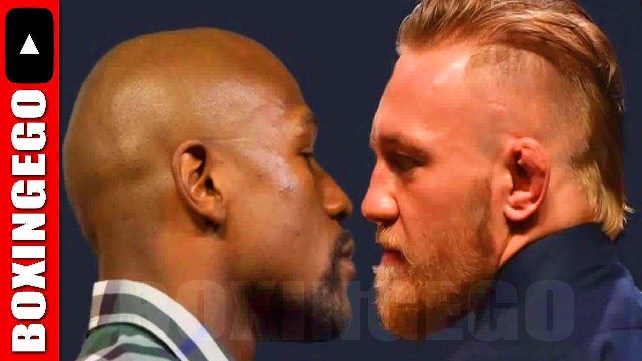 Conor McGregor is Rocky.