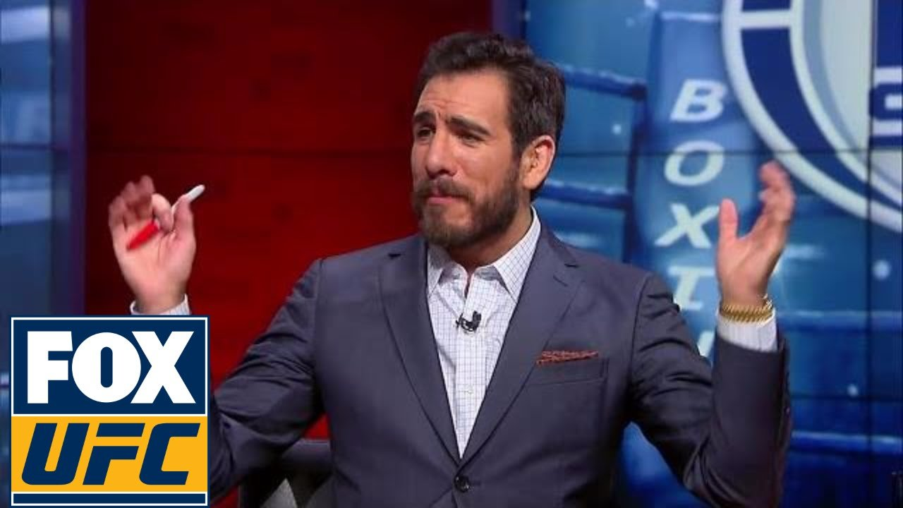 Kenny Florian on Conor McGregor toronto.