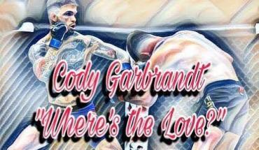Cody Garbrandt skill breakdown.
