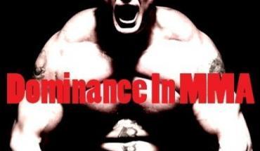 Justin Gaethje wrestling dominance.