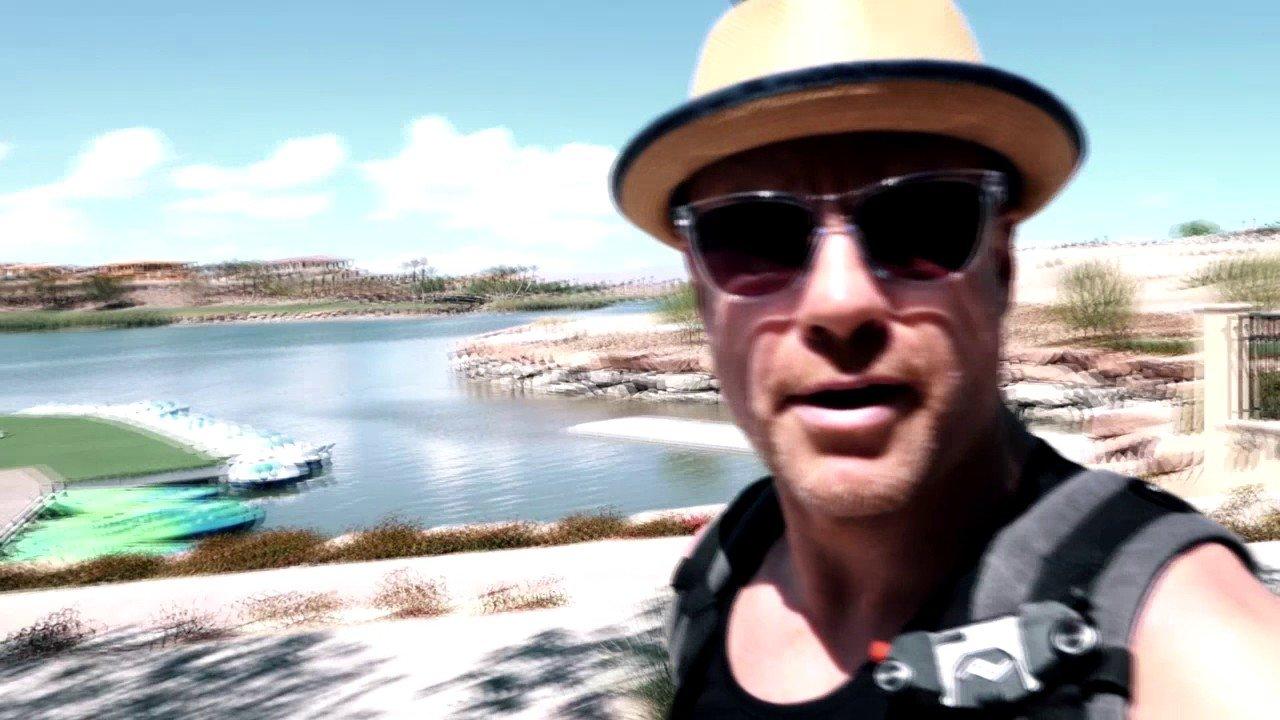 Team McGregor vlog series episode 2.