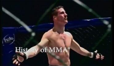 John Kavanagh pro fight.