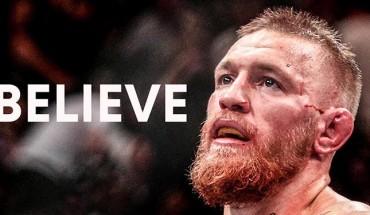 Conor McGregor motivation.