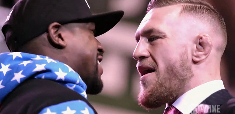 mayweather vs mcgregor all-access showtime 1.